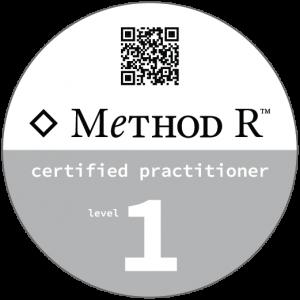 Method R certified practitioner level 1