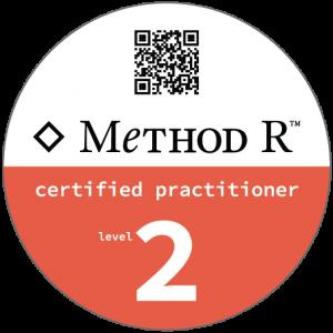 Method R certified practitioner level 2